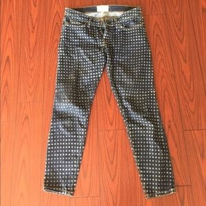 Polka Dot Current/Elliot Jeans